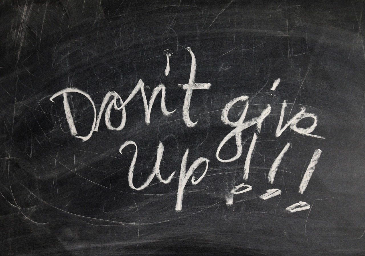 image_dont give up